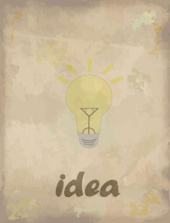 Generation ideas Stock Vector - 15804625