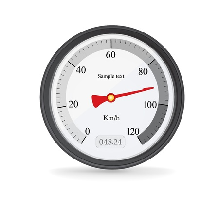 Vector sign measuring device Stock Vector - 16430705