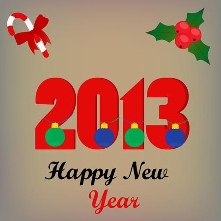 new year Stock Vector - 16789516