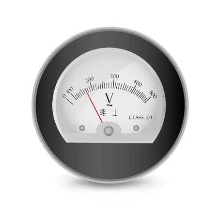 Vector voltmeter