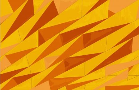 Golden Pattern Stock Vector - 23473641