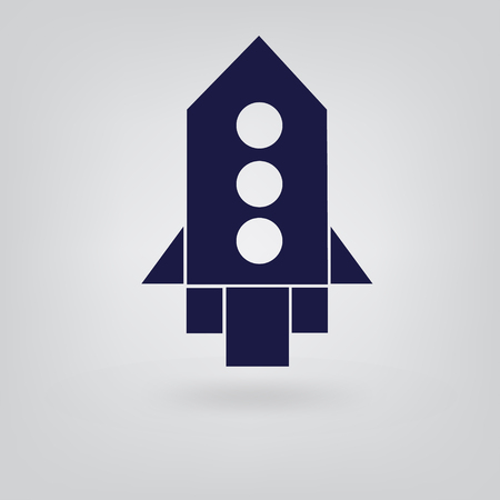 martians: rocket icon