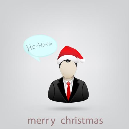 Christmas icon Stock Vector - 24158539