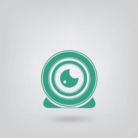 webcamera: webcamera icon
