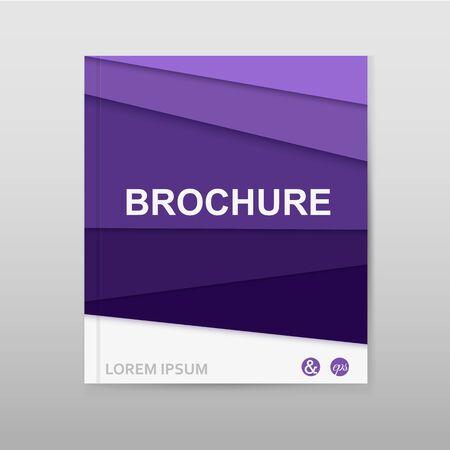 Zakelijke flyer template of zakelijke banner ontwerp. Stock Illustratie