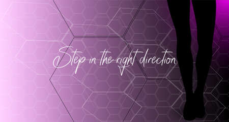 Step in the right direction