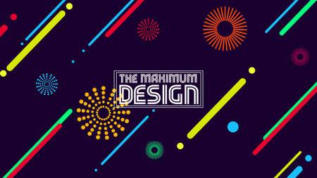 The maximum design Illusztráció