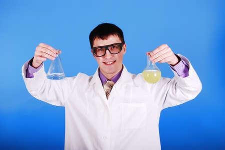 researcher: Researcher.