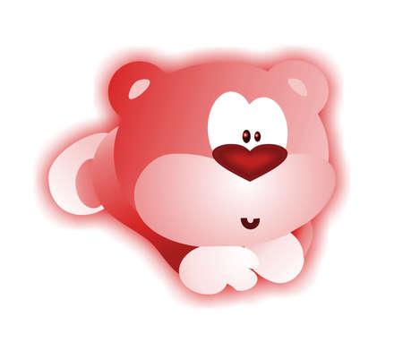 Little bear. Stock Photo - 6179857