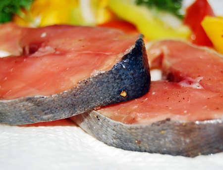 Sault fish. photo