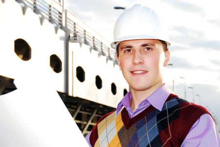 Engineer. photo