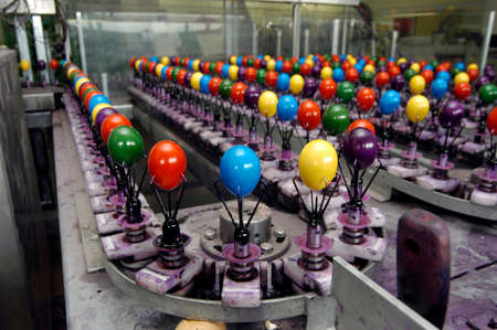 easter egg production in the industry