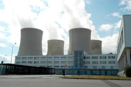 Nuclear Power Plant Temelin in the Czech Republic