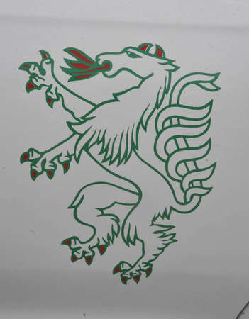 Panther, Styrian coat of arms