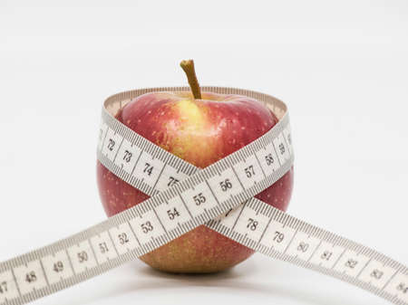 weight loss and diet, balanced nutrition and a healthy lifestyle