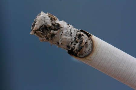 smoke cigarette Stock Photo - 12613649