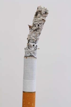 smoke cigarette