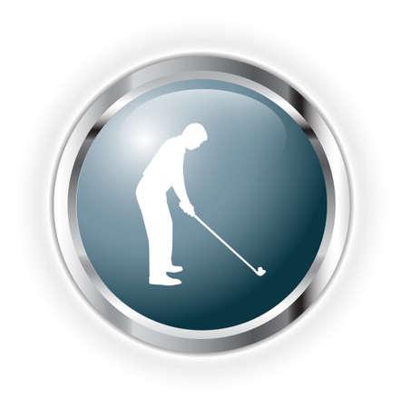 golf Stock Vector - 17234110