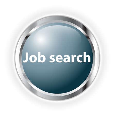 job search Stock Vector - 17234127