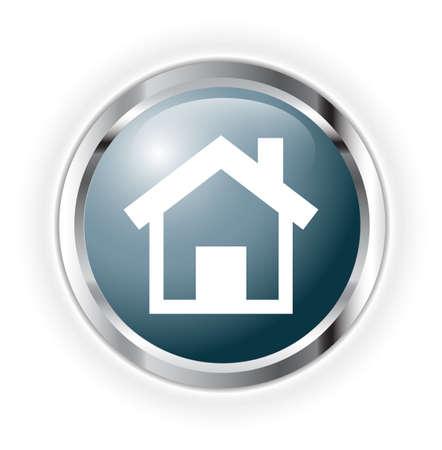 home Stock Vector - 17234114