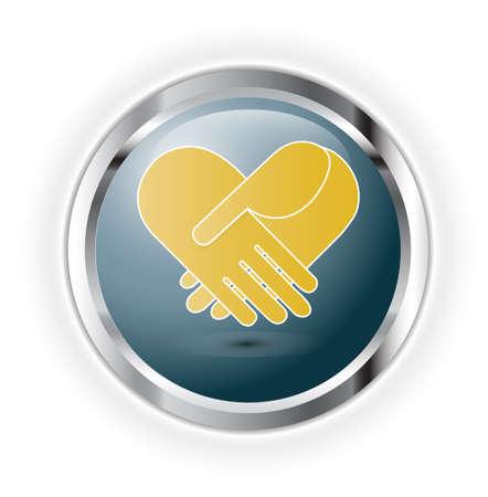 shake hands Stock Vector - 17252873