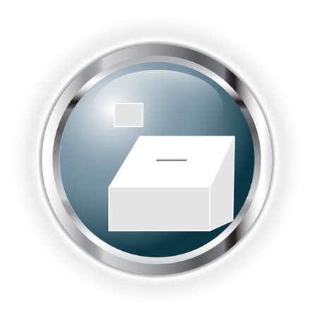 vote Stock Vector - 17284957
