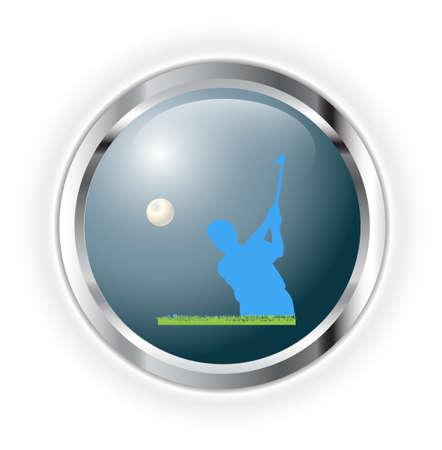 golf Stock Vector - 17284961
