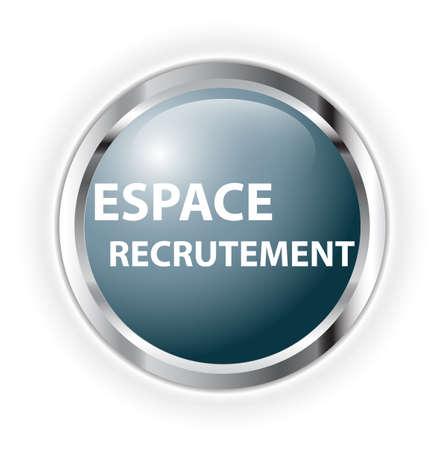 espace recrutement Stock Photo - 18724213