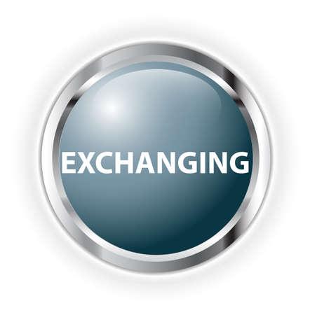 exchanging Stock Photo