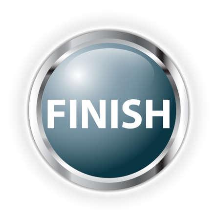 finish Stock Photo