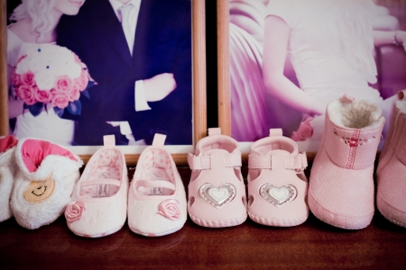 baby fashion shoes photo