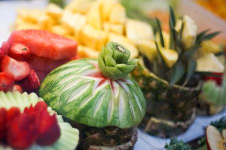 fruit tray photo