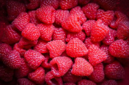 raspberries 스톡 콘텐츠