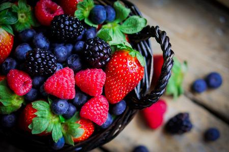 berries 写真素材