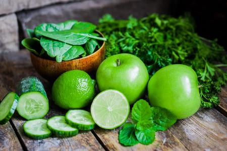 groene groenten
