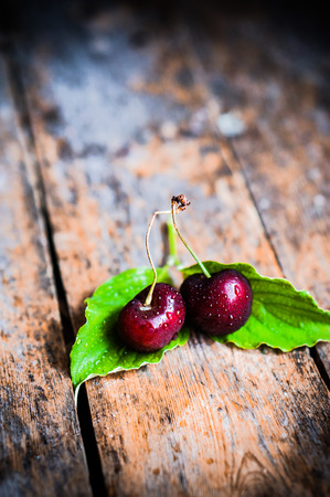 cherries photo