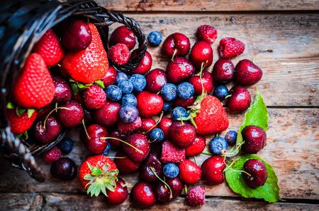 berries Zdjęcie Seryjne