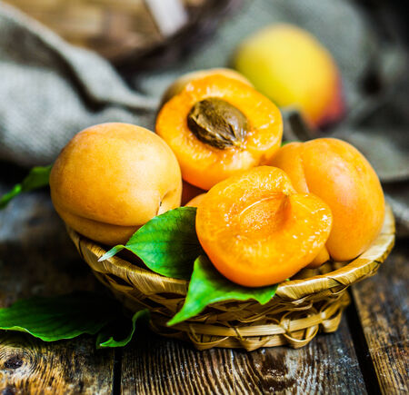 apricots photo
