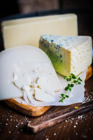 cheese variety photo