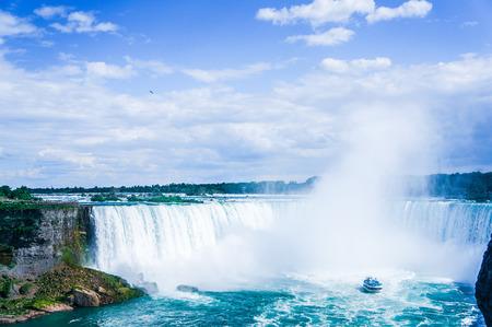 horseshoe falls: niagara falls