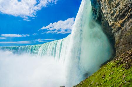 water fall: niagara falls