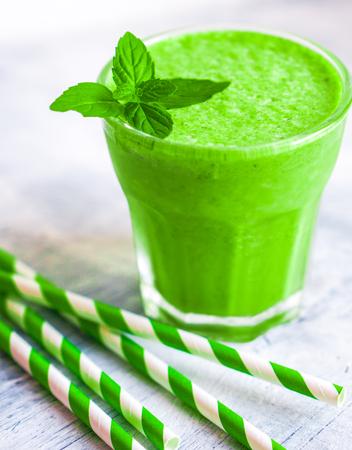 녹색 스무디 스톡 콘텐츠