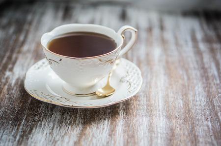 cup of tea: t? Archivio Fotografico