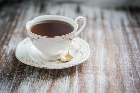 english food: tea Stock Photo