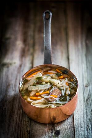 pho soup Stok Fotoğraf