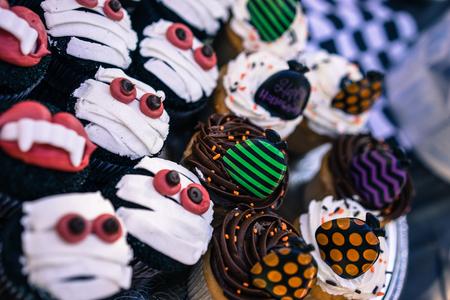 halloween cupcakes photo