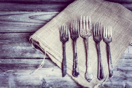 silverware: Plater�a R�stico