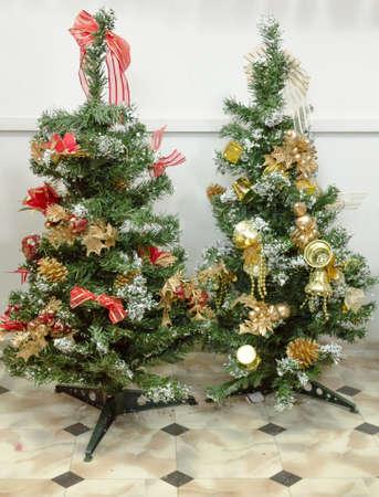 artificial lights: Christmas