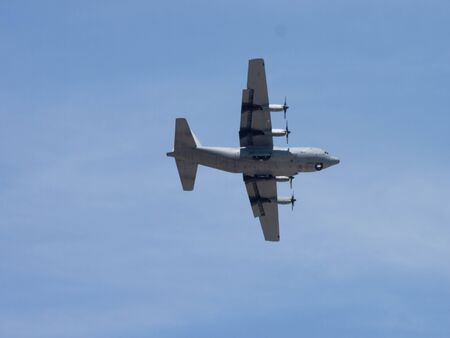 adventure aeronautical: Airplane in the sky