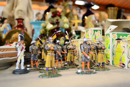 pewter: soldiers, figurines, pewter